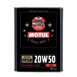 HUILE MOTEUR 20W50 - 2L