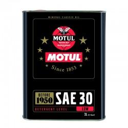 HUILE MOTEUR SAE30 - 2L