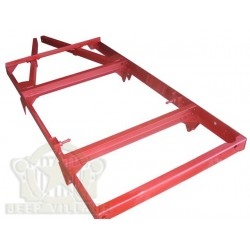 CHASSIS REMORQUE 1/4T