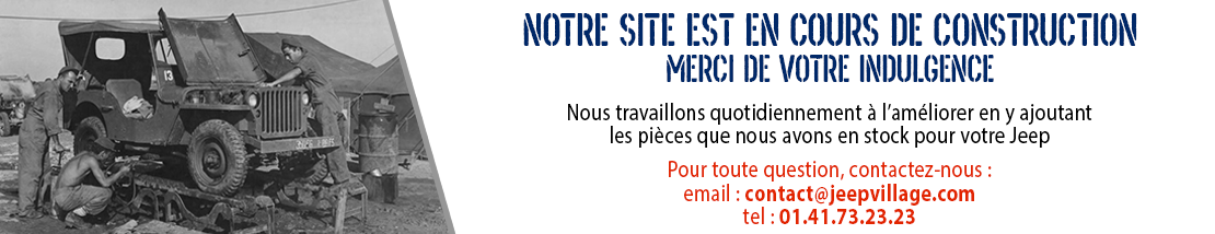 Site en maintenance