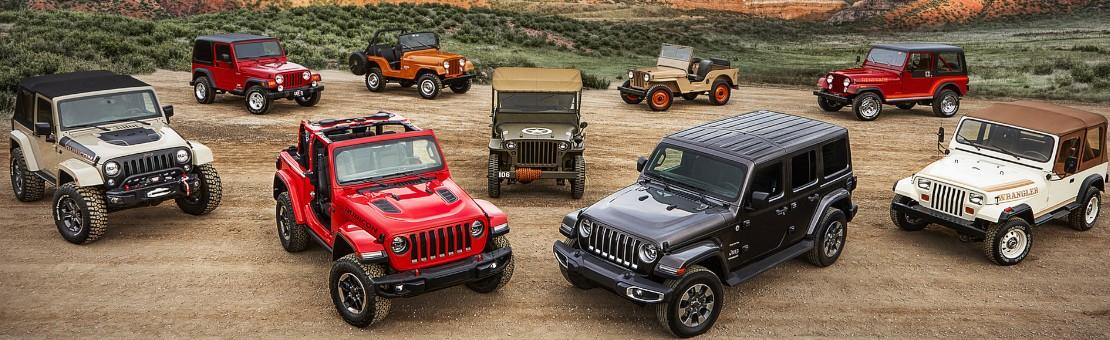 Au service de la Jeep depuis 1947
